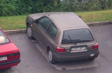 Nissan Sunny 1.4 LX 1991
