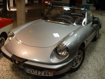 Alfa Romeo Spider 2000 1984