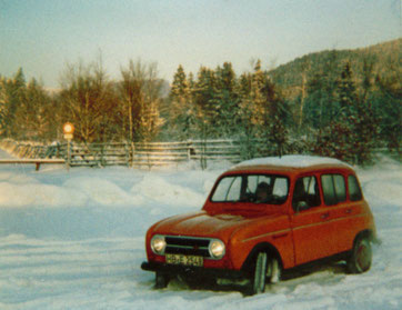 Renault R4 1973
