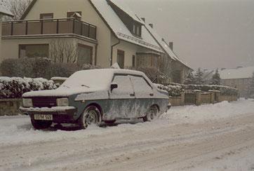 FIAT 131 1.6 CL Mirafiori Automatic 1979