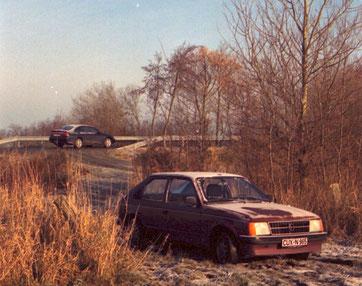 Opel Kadett D 1.3 S Automatic 1984