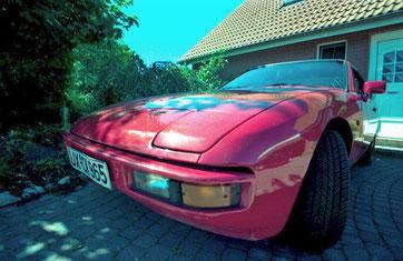 Porsche 924 1982 - Winterauto ohne Winterreifenpflicht