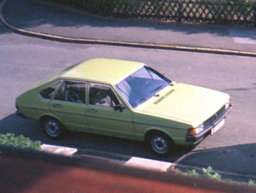 VW Passat L Fließheck 1978