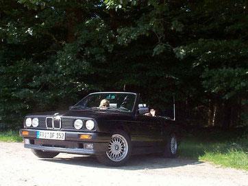 BMW E30-Cabrio 320i 1991