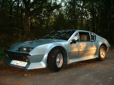Renault Alpine A 310 V6 1977