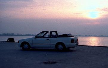 Ford Escort Cabrio 1985