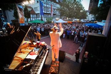 LIVE JAZZ Bad Hersfeld 2015