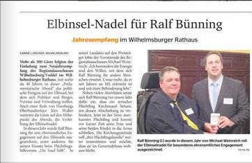 Wilhelmsburger Wochenblatt 01.03.16 Seite 1