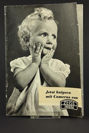 Broschüre Zeiss Ikon  ©  engel-art.ch