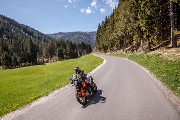 Ready to Race: KTM 790 Adventure