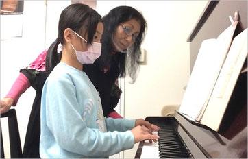 江古田 ピアノ教室 音大受験 中学生 高校生
