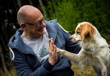Hundetrainer Jörg der Hundecoach - die Hundeschule für Solingen, Hilden, Haan und Langenfeld