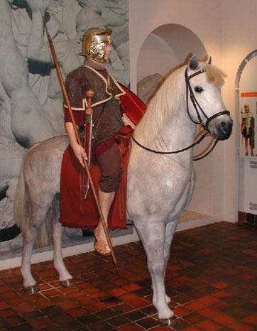 cavalier auxiliaire Romain 1 er siècle après JC
