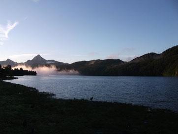 Weißensee und Säuling