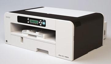 Digitaldruckgerät, Ricoh SG7100 DN