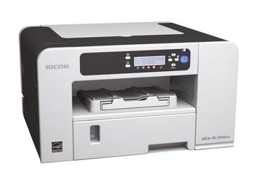 Digitaldruckgerät, Ricoh SG3110 DN