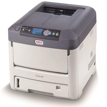 Digitaldruckgerät, OKI PRO 7411WT