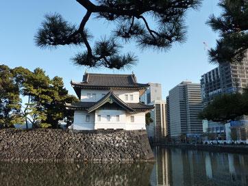 Keiserpalast Tokyo