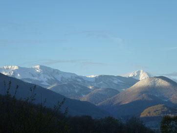Soum de Bassia, et Pic du Midi de Bigorre