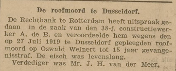 Het nieuws van den dag 17-06-1921