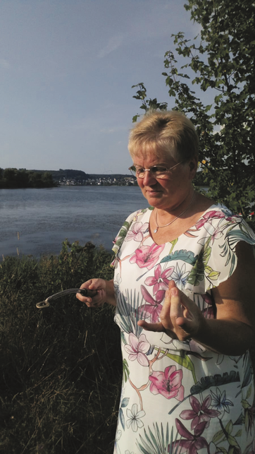 Tensorkurs mit Anna Katharina Lahs in Bad Marienberg