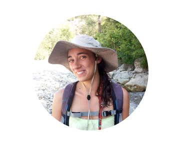 Valeria Fazzi guida escursionistica