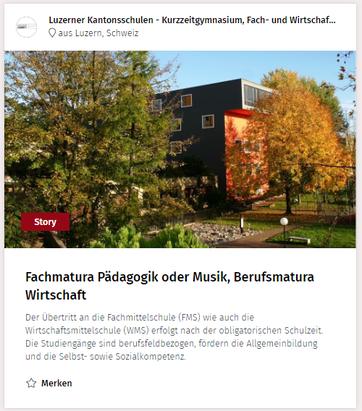 FMS Pädagogik Musik