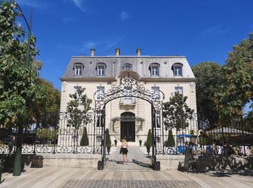 Champagnestreek Avenue de Champagne Epernay