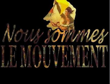 """""""Vi er bevægelsen"""""""