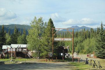 le Hart D ranch où nous logeons