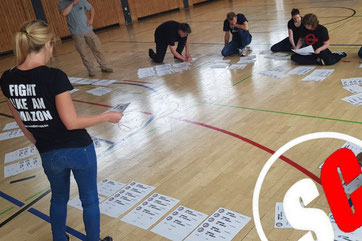 SC Int'l - Street Combatives - Programm - Ausbildungen - Kurse - Seminare -Gameplan