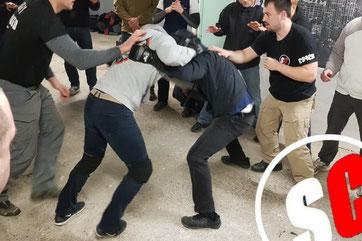 SC Int'l - Street Combatives - Programma - Formazione - Corsi
