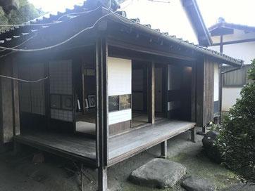 熊本県玉名市 前田家別邸 夏目漱石