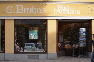 Bruhns E. Buchhandlung