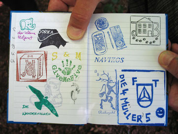 Logbuch der Letterbox