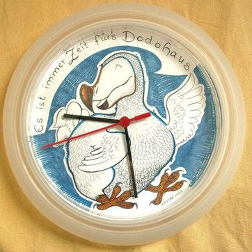 Dodohaus-Uhr