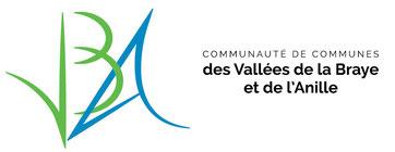 Site internet Communauté de communes des Vallées de la Braye et de l'Anille