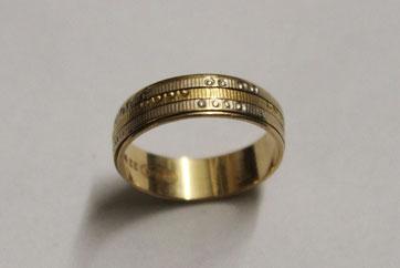 Ring des Tatverdächtigen, Lichtbild 1 Foto: Polizei