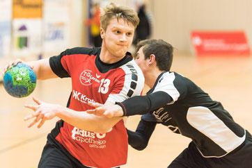 Timo Hochgesand für die TGO mA-Jugend. Foto: Hans-Peter Oberneder