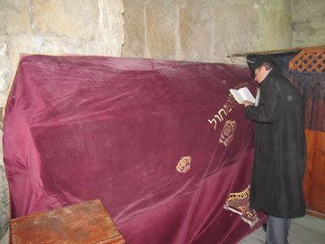 King David's sepulchre
