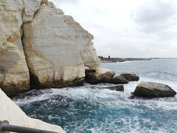 Rosh Ha Niqra cliff
