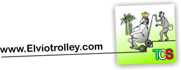 logo aziendale TCS - ELVIOTROLLEY - TECNICARTIGIANA CARRELLI SALISCALE