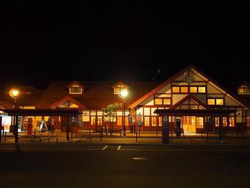 河口湖駅、山梨
