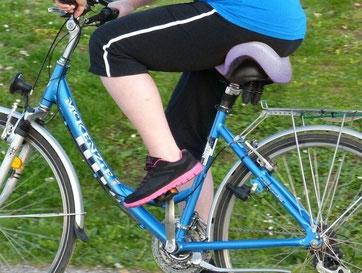 Удобное велоседло