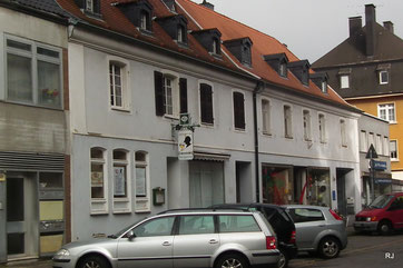 Saarbrücker Straße 291/293/295 Gasthaus Brenner, Krumm Stubb, Dudweiler