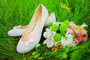 кружевные свадебные балетки киев москва