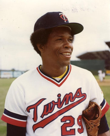 Nella foto l'Hall of famer Rod Carew