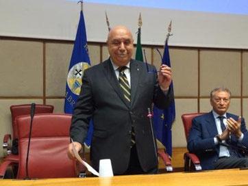 Nella foto Maurizio Condipodero