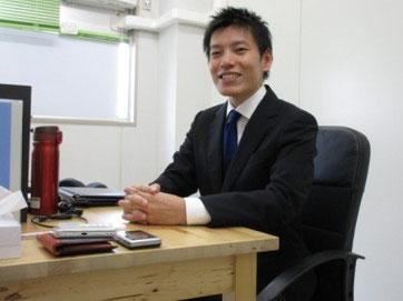 株式会社ダイバーシティ・コンサルティング         代表取締役 柏  陽平 氏