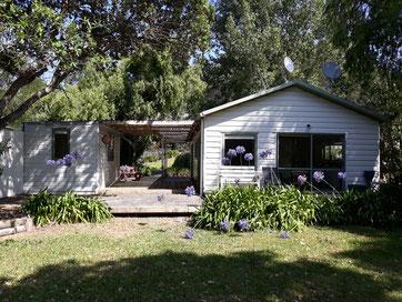 - Maison en coloc - Hahei - Nouvelle-Zélande -